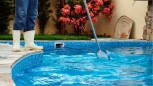 Tratamento de piscinas em Atibaia